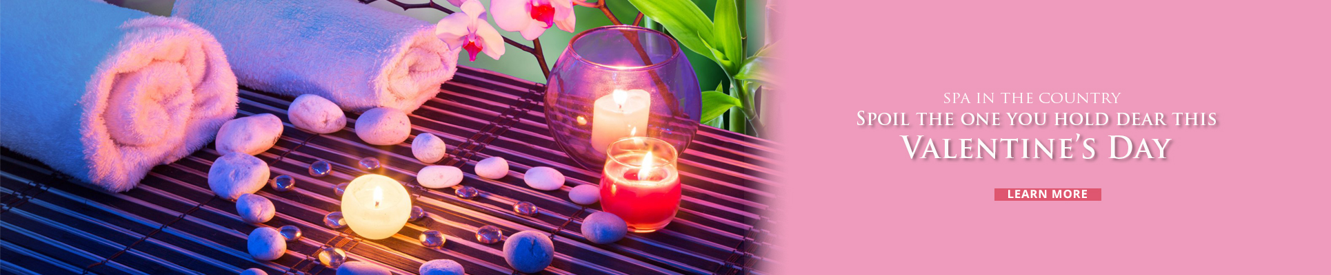 Spa in the Country Valentines Day Treatment Packages Muldersdrifts spas
