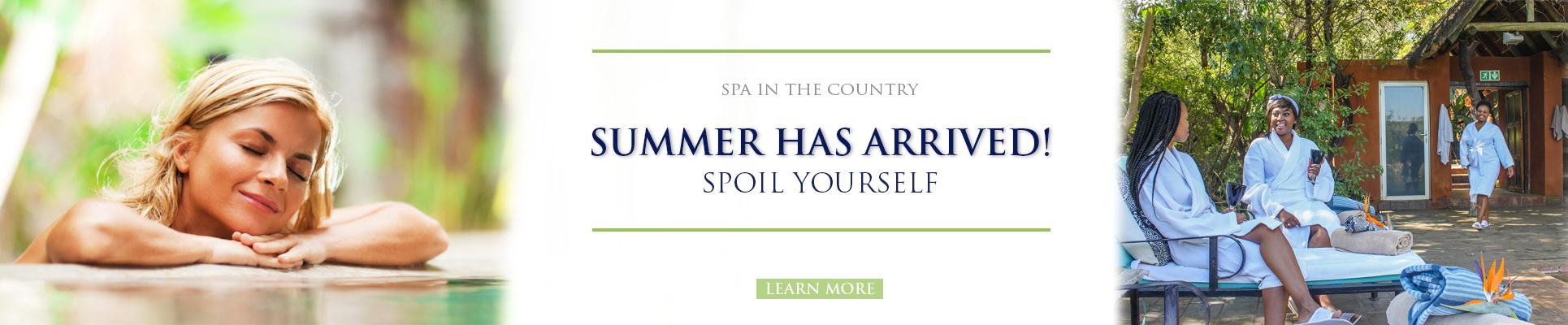 Spa Summer Special 2018