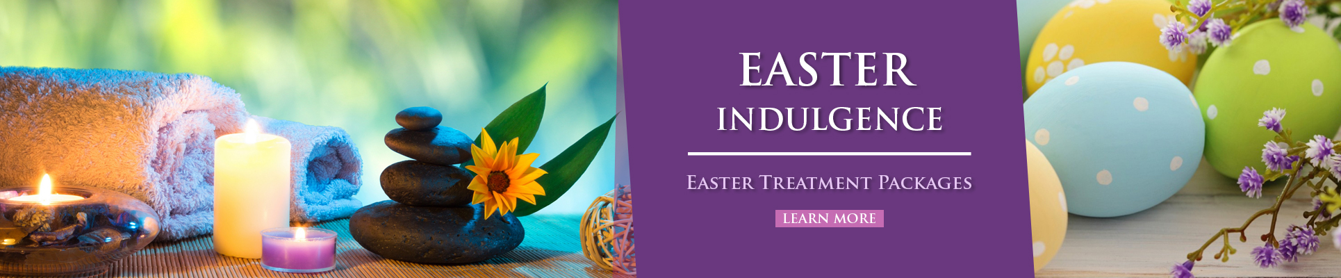 spa in the Country easter treatment specials