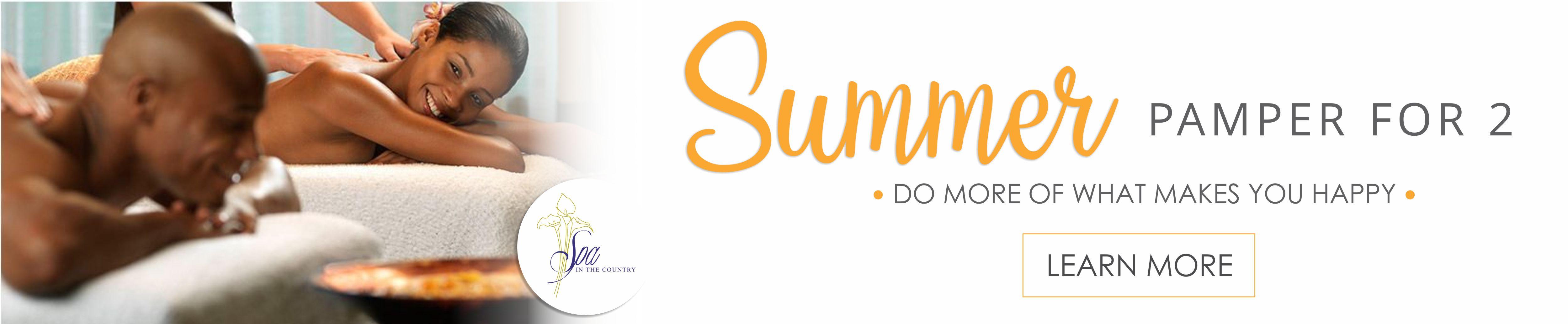 Spa Summer Special 2020
